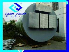 污水提升器泵站分解能力