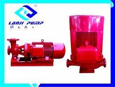 变流恒压消防泵-HY型